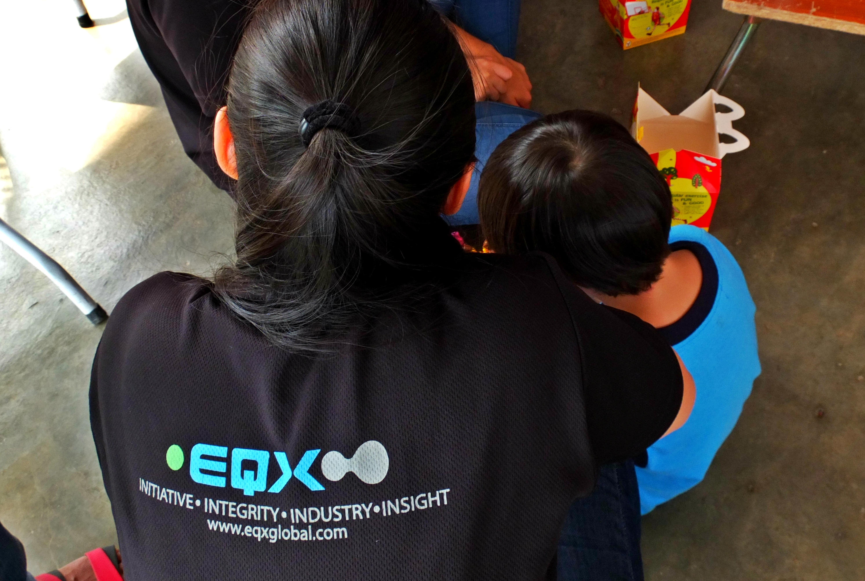 EQX Brings Festive Cheer To 22 Children From Chin Yun Orphanage